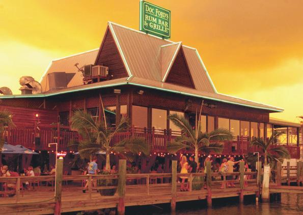 Doc Ford S Restaurants